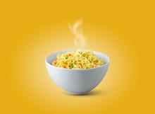 Instant Noodles Concept