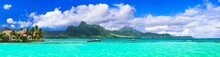 Amazing Tropical Island Scener...