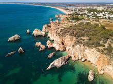 Algarve Aerial Drone Panoramic...