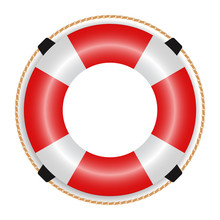Ring Life Buoy Icon