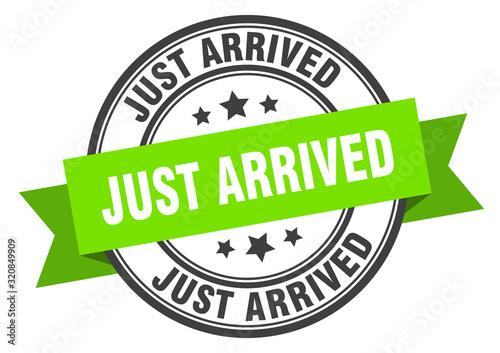 Fotografie, Obraz just arrived label