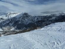 Montagne De Vallousise à Puy ...