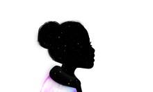Silhouette Child Little Girl