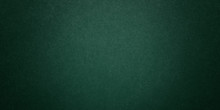 Elegant Dark Emerald Green Background With Black Shadow Border And Old Vintage Grunge Texture Design