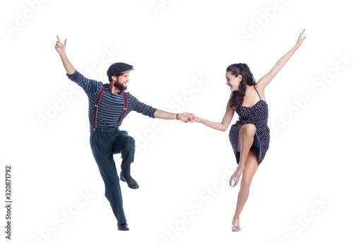 The Swing Dancing - 320871792