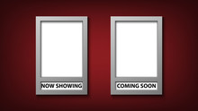 Movie Poster Frame Template Wi...