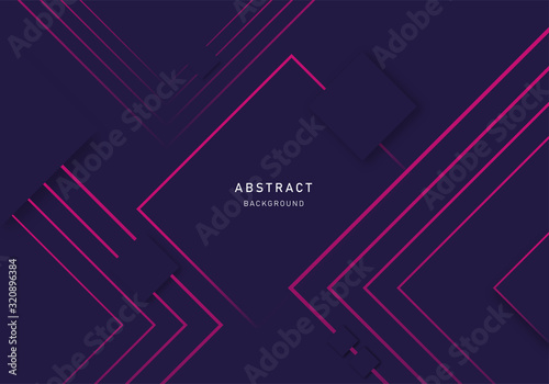 Abstract background geometric with colorful shapes Vector