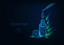 Futuristic Essential Oils Ther...