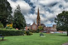 Fort William Church In Beautiful Scotland