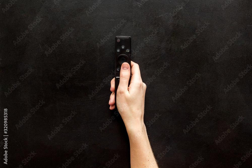 Valokuva Watch TV concept