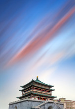Ancient Bell Tower Of Xi'an