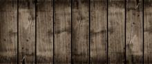 Old Dark Wood Background Textu...