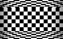 Black And White Room Background