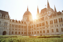 The Hungarian Parliament Build...