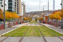 Tram Railway Oslo