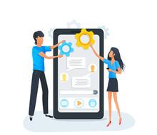 Mobile App Development And Cod...