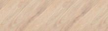 Clear Panoramic Light Wood Texture