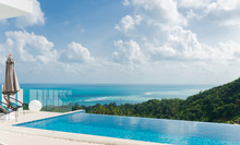 Luxury Villa With Pool And Sea...