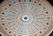 Quincy Market Interior Ceiling