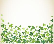 Saint Patrick's Day Frame Back...