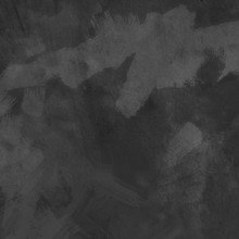 Black Grunge Texture Background With White Faded Distressed Watercolor Paint Stains In Artsy Splash With Edgy Texture, Old Black Wall With Abstract Blank Graffiti Brush Stroke Graphic Art Designs