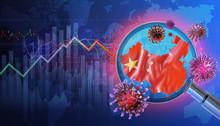 China Economy Background With ...