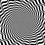Psychedelic Hypnotic spiral