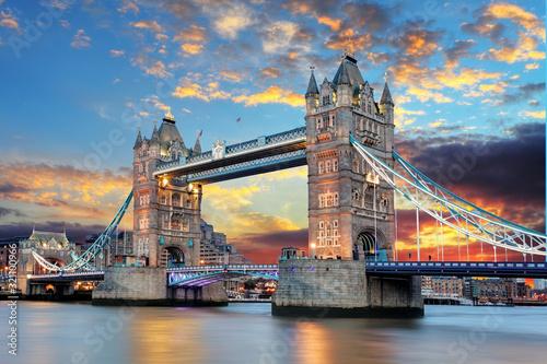 fototapeta na lodówkę London - United Kingdom