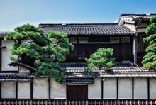 日本の伝統的な屋敷 ...