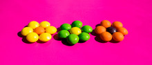 Colored Candies, Confection,  ...