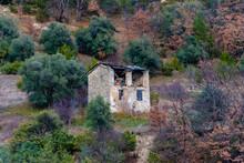 An Abandoned Half-ruined House...
