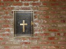 Military Cemetery Register Box