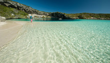 Dean's Blue Hole, Long Island Bahamas