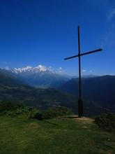 Mountain Landscape Of Svaneti ...