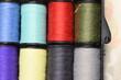Nadel, Garn, faden, Nähen, Hobby, Nähnadel, faden, nähen, spule, nadel, baumwolle, isoliert, rot, gegenstand, handwerk, textil, farbe, haspel, bobine, saite, weiß, blau, sticken, kleidung, näharbeit,