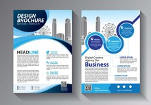 Business Abstract Vector Templ...