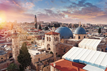 Church Of The Holy Sepulcher A...