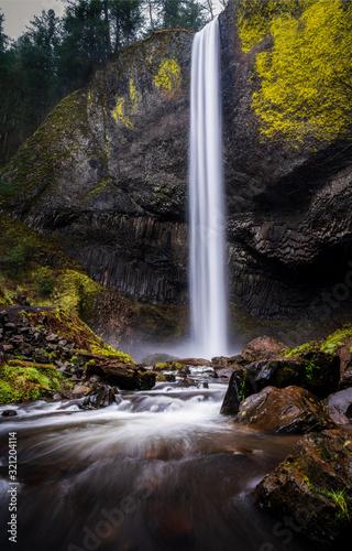 Latourell Falls - Oregon Waterfall