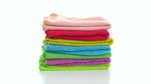 Cleaning Microfiber Towels Iso...