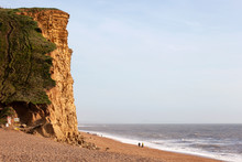 The Dramatic Cliffs At West Ba...
