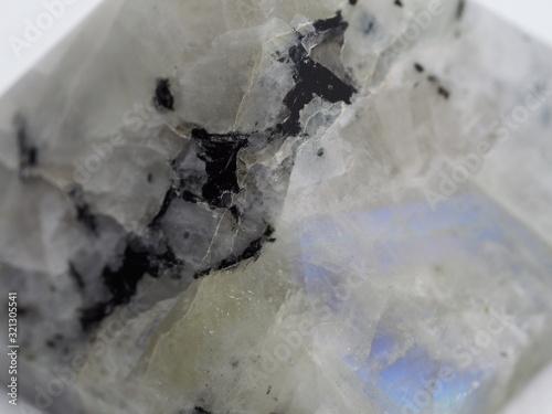Valokuva Macro of Moonstone