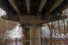 Under The Bridge On The Embank...