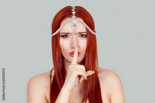 Photo Shh, hush