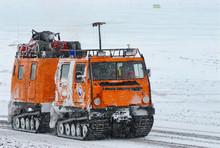 Hägglund In Antarctica