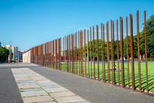 Berlin Wall Memorial In Germany