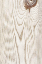 Vintage White Wood Natural Pattern. Pine Planed Boards Texture Use As Background.