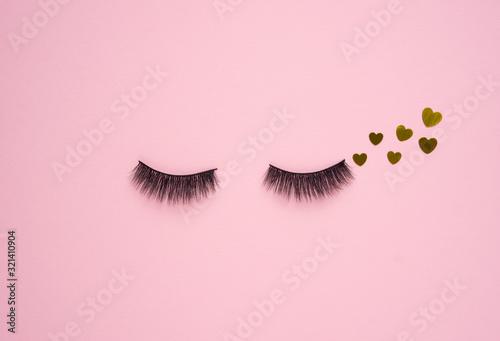 Photo Beautiful lashes.