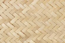 Old Bamboo Weaving Pattern, Wo...