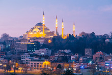 Istanbul, Turkey - Jan 14, 202...
