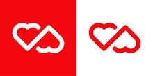 Símbolo De Amor Eterno. Icono...